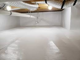 crawlspace encapsulation after photo